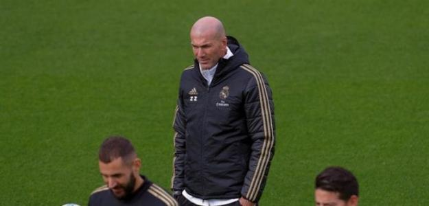 El futbolista al que más exprime Zidane / Elnacional.es
