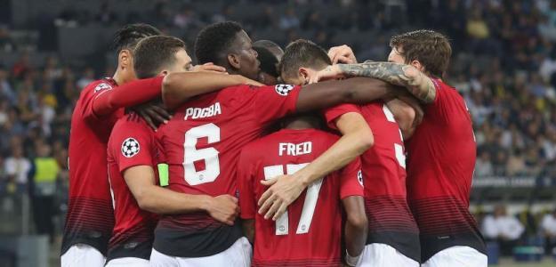 El United sigue echando en falta un nueve en su plantilla