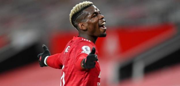 El Manchester United intenta convencer a Pogba / Cadenaser.com