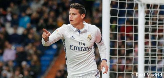 El mejor destino posible para James Rodríguez / RealMadrid.com