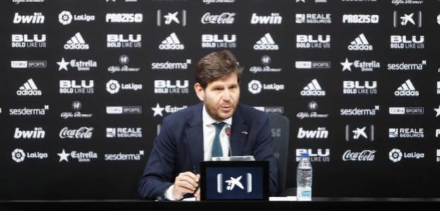 El próximo objetivo del Valencia / Valenciacf.com