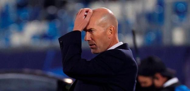 El PSG piensa en Zidane / Lasexta.com
