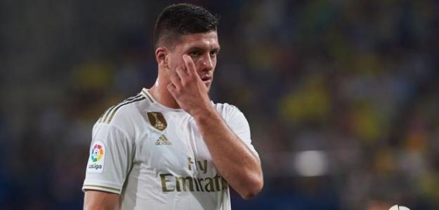 El Real Madrid busca salidas para Jovic / Laliga.es