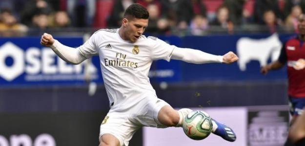 El Real Madrid toma una decisión con Jovic / Elintra.com