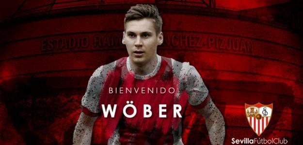 El Sevilla agiliza la salida de Wöber / Sevillafc.es