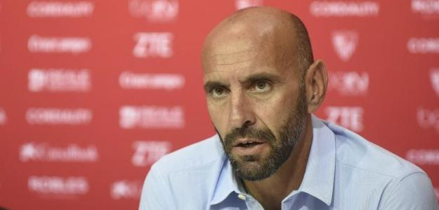 El Sevilla realiza una primera toma de contacto por Maxime López / Twitter
