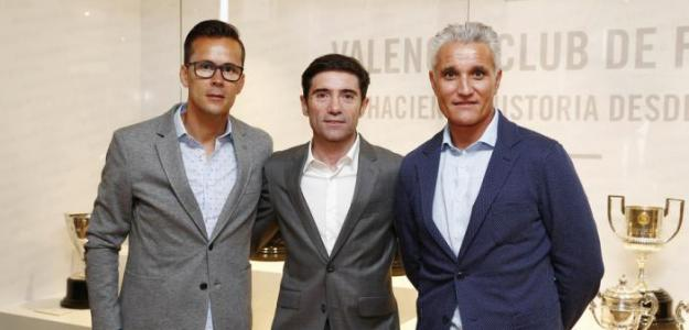 El sorprendente entrenador que comienza a sonar para el Valencia / Valenciacf.com