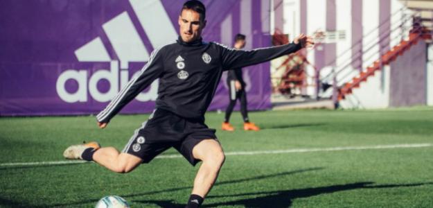 El Valladolid renueva a San Emeterio / Realvalladolid.es