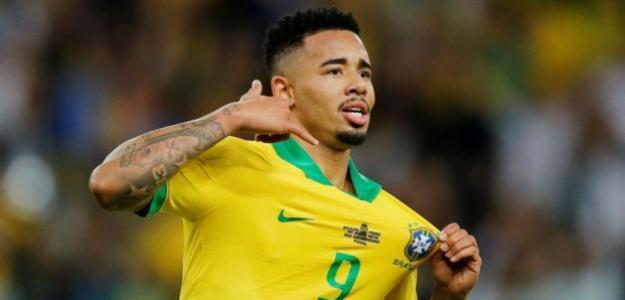 El Manchester City fija el precio de venta de Gabriel Jesús