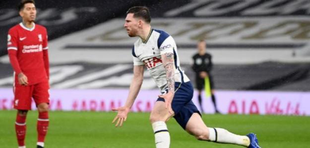 El Tottenham fija el precio de venta de Pierre-Emile Hojbjerg