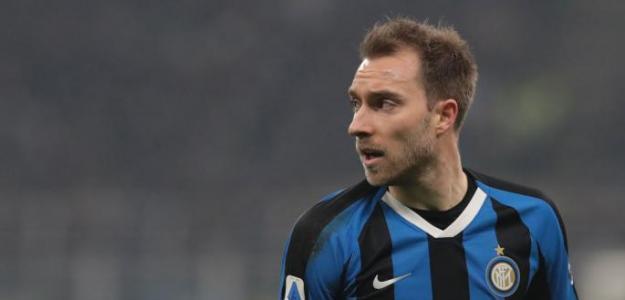 La bomba de Eriksen contra Conte por su rol en el Inter