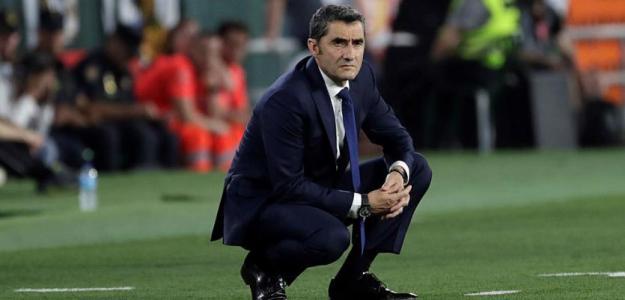 El Barcelona sondeó el regresó de Ernesto Valverde para la Champions. Foto: Marca