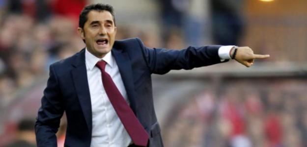 Ernesto Valverde / Ballprat