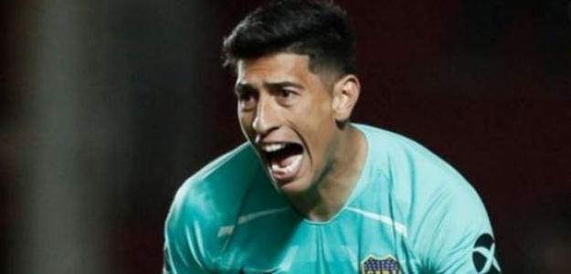 "Problemas para Boca Juniors: Esteban Andrada solicitó el traspaso ""Foto: Goal.com"""