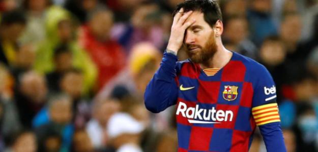 """Y el FC Barcelona perdió lo único que le quedaba: su estilo de juego """"Foto: El Español"""""""