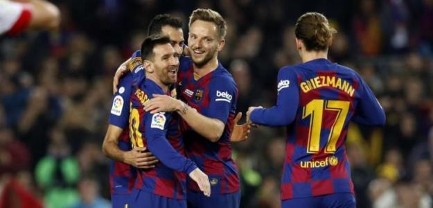 Análisis en el regreso de LaLiga: 11 finales para un Barcelona con pocas ideas   FOTO: FC BARCELONA