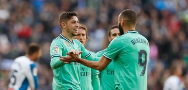Fede Valverde es el mejor fichaje del Real Madrid esta temporada