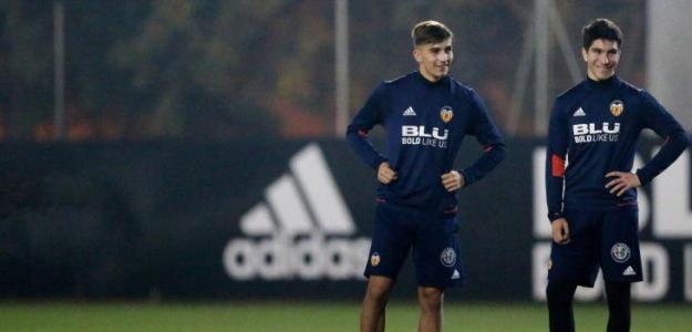 Ferrán Torres eclipsa a Carlos Soler en el Valencia