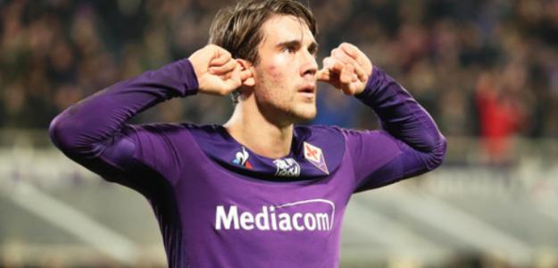 """Dusan Vlahovic, la pieza sobre la que la Fiorentina construye su futuro """"Foto: Blic Sport"""""""