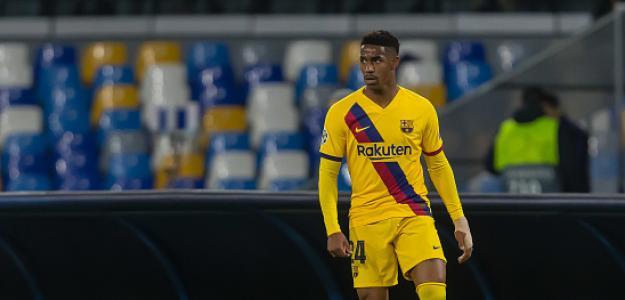 Junior Firpo, el elegido del Milan para suplir a Theo Hernández