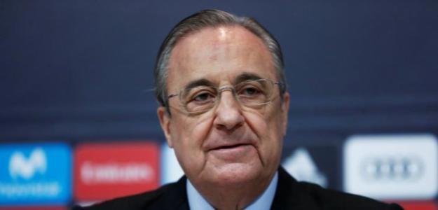 Florentino, sin 9 no se puede ganar en Europa