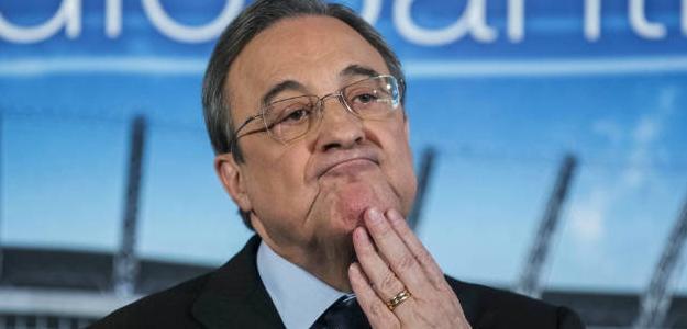 Florentino Pérez en un acto / Real Madrid