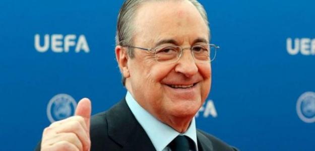 La 'bomba' que prepara Florentino para el próximo Real Madrid / Dondiario.es