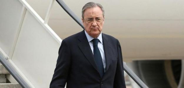 Florentino Pérez / Diario Gol