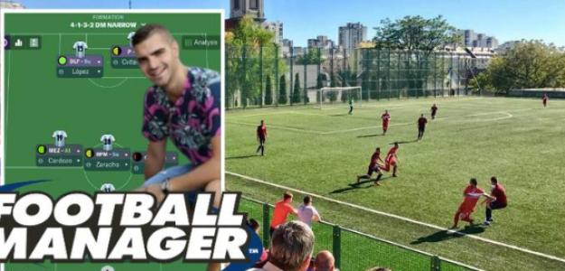 """La increíble historia en el videojuego 'Football Manager' que no creerás """"Foto; SPORT Bible"""""""