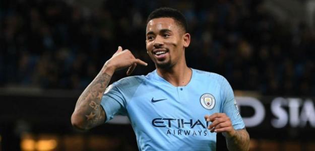 El Manchester City estuvo cerca de vender a Gabriel Jesús
