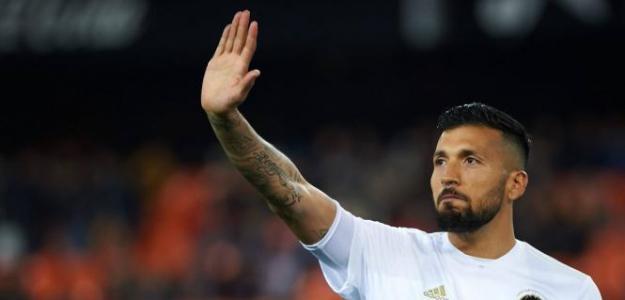 Ezequiel Garay no renovará con el Valencia