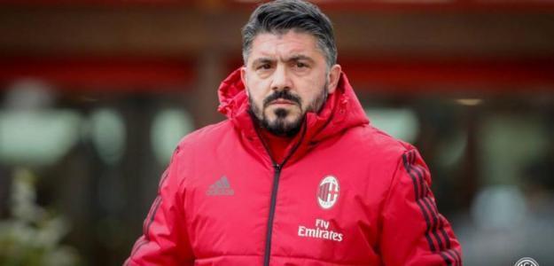 Gennaro Gattuso / AC Milan.