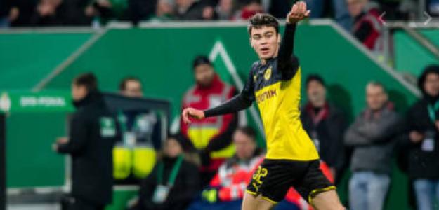 """El Borussia de Dortmund renueva a Giovanni Reyna """"Foto: BVB.de"""""""