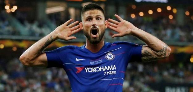 Giroud dispuesto a dejar el Chelsea / Foxsports.com