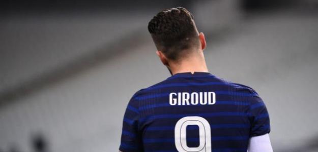 El agente de Giroud responde al interés del Inter de Milán