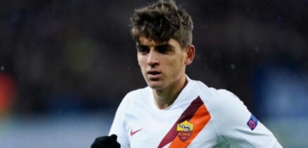 """Gonzalo Villar, lo poco de la AS Roma salvable en esta temporada """"Foto: AS"""""""