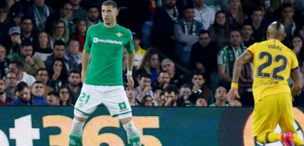 """Guido Rodríguez, el futbolista que tanto necesitaba el Betis """"Foto: Marca"""""""