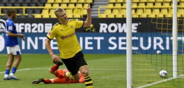 Autor del primer gol tras la reanudación del fútbol