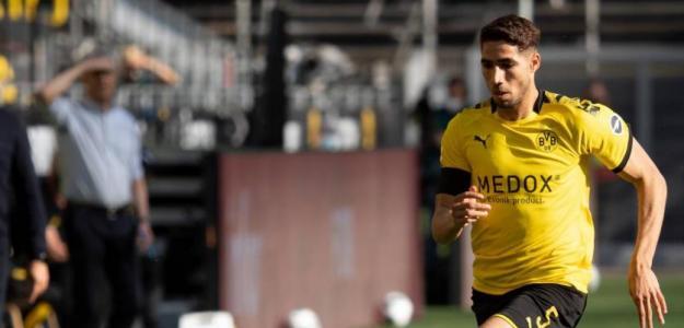 El Dortmund cierra el fichaje del sustituto de Achraf  Hakimi | FOTO: DORTMUND