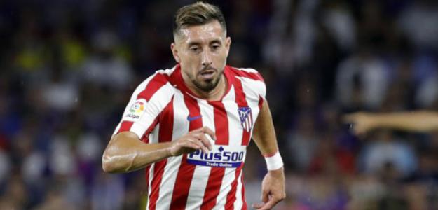 """Héctor Herrera aparece en el Atleti """"Foto: Marca"""""""