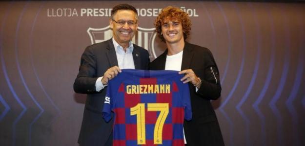 La RFEF abrirá expediente al FC Barcelona y a Griezmann / FC Barcelona