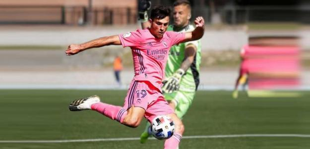 Hugo Duro se mete en el bolsillo a Zidane