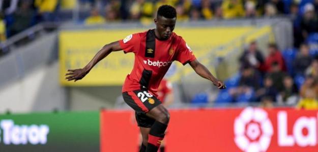 ¿Cómo juega Idrdisu Baba, el nuevo objetivo del Atlético de Madrid?   FOTO: MALLORCA