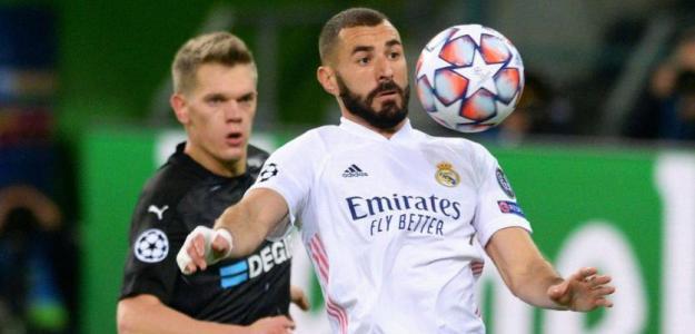La tremenda rajada de Benzema contra Vinicius