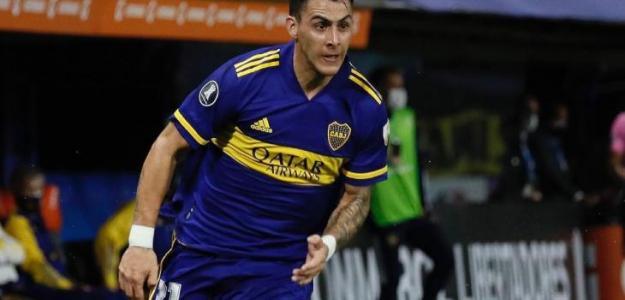 Sampaoli quiere a Cristian Pavón en el Olympique de Marsella