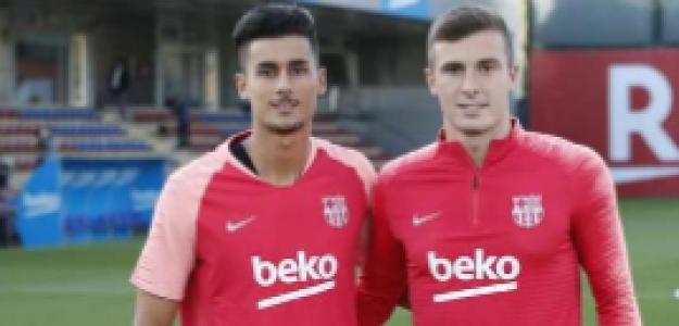 """El Barça negocia una cesión con el Zaragoza """"Foto: BeSoccer"""""""