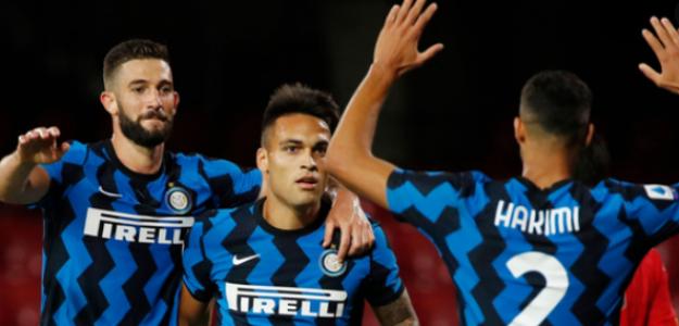 """El mejor fichaje posible para el Inter de Milán ya está en el Guiseppe Meazza """"Foto: SerieA"""""""