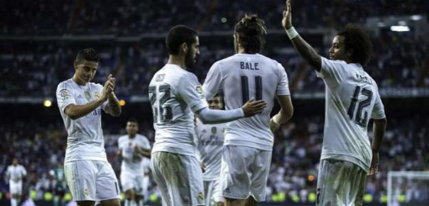 El Real Madrid medita dar la carta de libertad a tres jugadores. Foto: sportyou.com