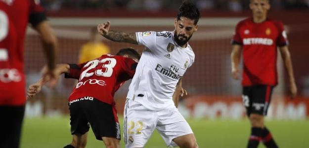 Isco pierde importancia en el Real Madrid / abc.es