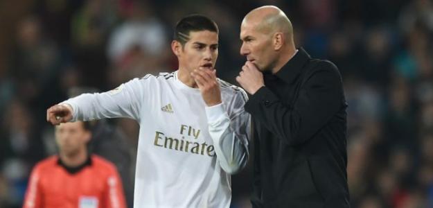 Jorge Mendes mueve sus hilos en la salida de James del Real Madrid
